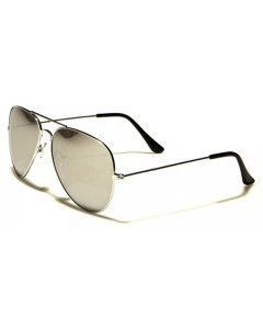 Air Force Classic Mirrored Silver Sunglasses UV400