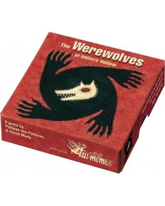 Werewolves of Miller's Hollow Party Card Game
