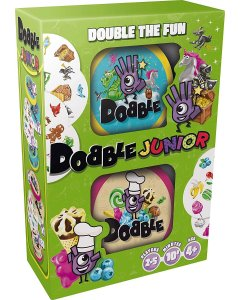 Dobble Junior (Twin Pack)