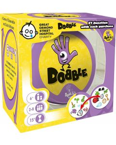 Official Dobble Classic Family Game - £1 Donation to Great Ormond Street Hospital