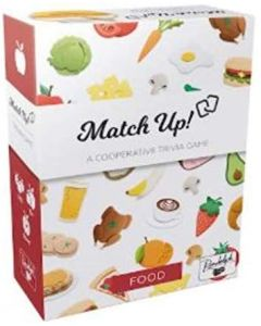 Match Up! Food - Cooperative Card Game