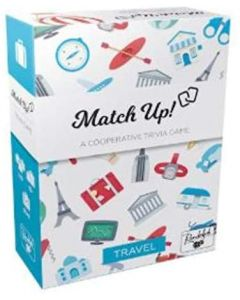 Match Up! Travel - Cooperative Card Game