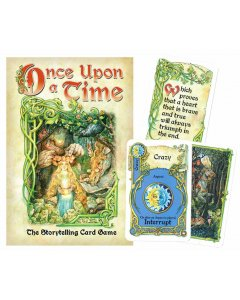 Once Upon A Time - The Storytelling Card Game - 3rd Edition