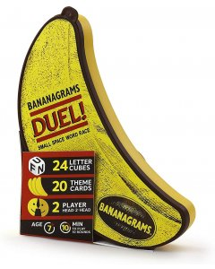Bananagrams Duel Travel Word Game
