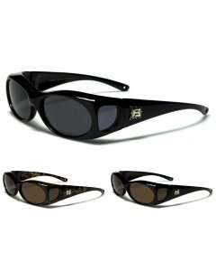 Barricade Polarized Fit-Over Glasses Sunglasses UV400