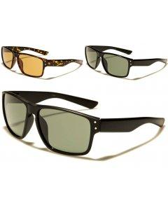 Men's Classic Rectangle UV400 Sunglasses