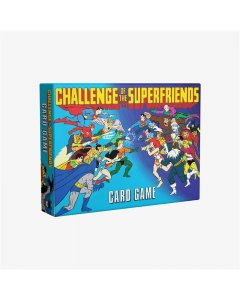 DC Superheros: Challenge of the Superfriends Card Game