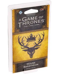 House Baratheon Intro Deck: Game of Thrones