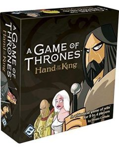 A Game of Thrones Hand of the King Card Game