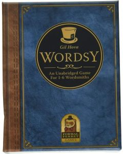 Wordsy Board Game
