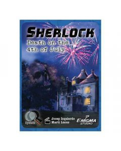 Sherlock - Death on the 4th July Card Game
