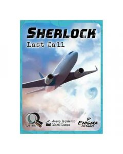 Sherlock - Last Call Card Game
