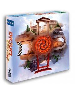 Dicium 4-in-1 Board Game