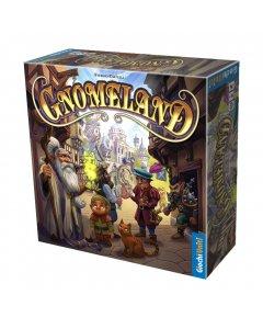 Gnomeland Board Game