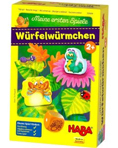 HABA My Very First Games – Little Creepers | games for 2 year olds