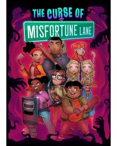 The Curse of Misfortune Lane Card Game