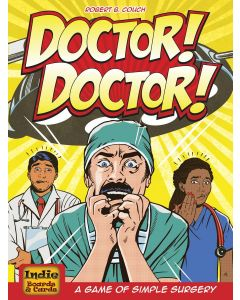 Doctor! Doctor! Board Game - Indie Board Games & Cards