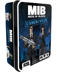 Men In Black Undercover Board/Card Game