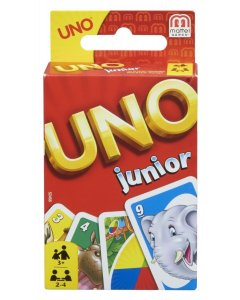 UNO Junior Card Game