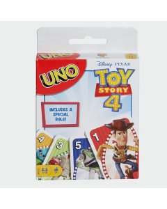 Mattel Games Uno Toy Story 4, Disney Pixar, Family Card Game