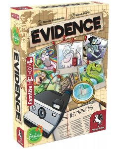 Evidence Card Game