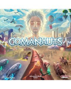 Comanauts: An Adventure Book Game