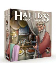 Hafid's Grand Bazaar Board Game