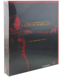 The Hunger Games: Mockingjay Board Game