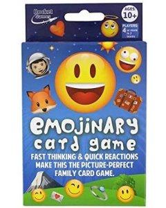 Emojinary Card Game - Emoji Card Game