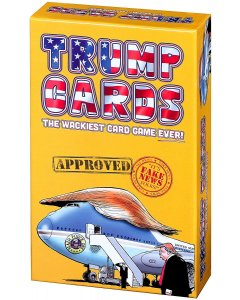 Trump Cards - Wacky Card Game - Did Trump Say That?