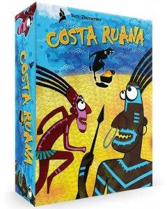 Costa Ruana Board Game