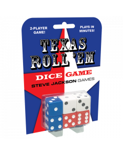 Texas Roll 'em Dice Game