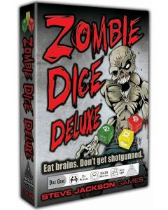 Zombie Dice Deluxe (10th Anniversary) Game