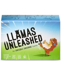 Llamas Unleashed - Card Game