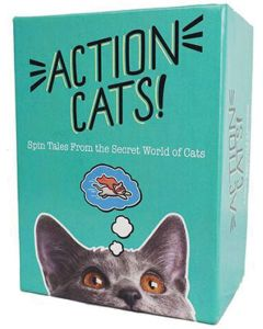 Action Cats - Storytelling Game About Cats