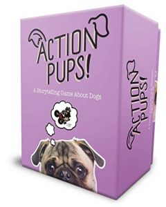 Action Pups - Storytelling Game About Dogs