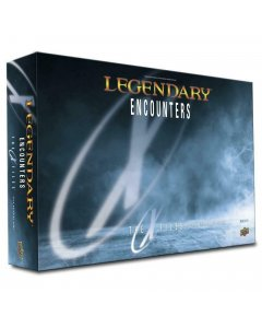 Legendary Encounters: The X-Files - Deckbuilding Card Game