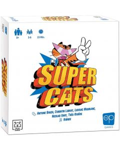 Super Cats Card Game