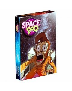 Space Poo - The Card Game