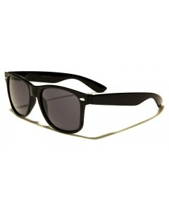 Eyedentification Black Classic Retro Unisex Wayfairer Sunglasses UV400