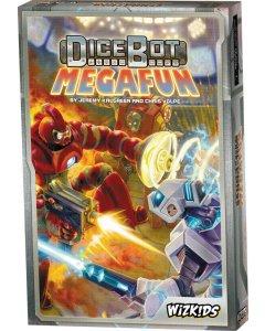 Dicebot Megafun Board Game