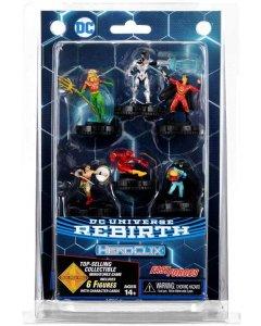 DC Comics HeroClix: DC Rebirth Fast Forces HeroClix