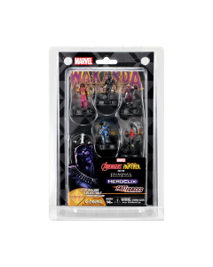 Avengers Black Panther and the Illuminati Fast Forces: Marvel HeroClix