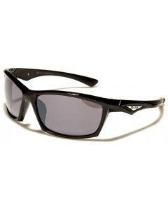 X-Loop Mirrored Rectangular Designer Mens Sunglasses UV400