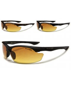 X-Loop High Definition (HD) Lens, Wrap Around Driving Sunglasses UV400