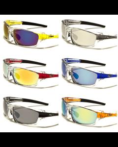 X-Loop Sunglasses Wrap Around Driving Golfing UV400