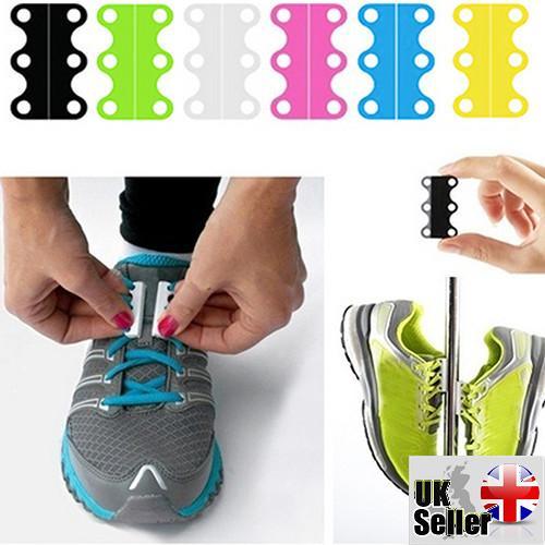 Cierre magnético de rápida hebilla de cordón de zapato